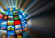 Media technologies concept